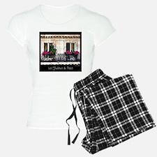 Windows Of Paris-Railing Pajamas