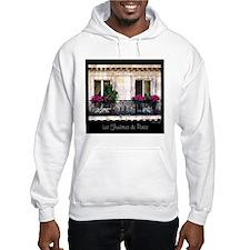 Windows Of Paris-Railing Hoodie