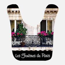 Windows Of Paris-Railing Bib