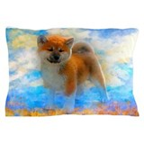Puppy pillowcase Pillow Cases