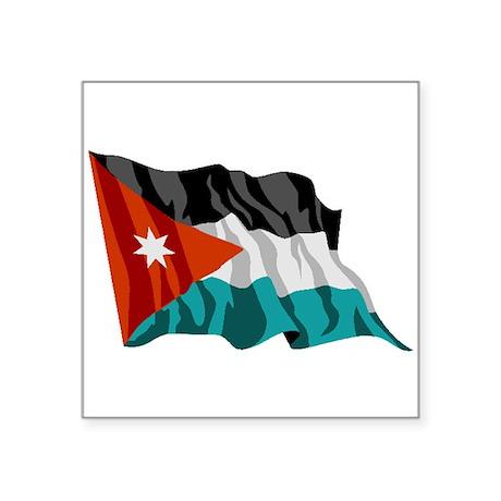 jordan flag coloring page - jordan flag sticker by worldflaggifts