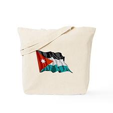 Jordan Flag Tote Bag