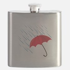 Rain Umbrella Flask