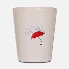 Rain Umbrella Shot Glass
