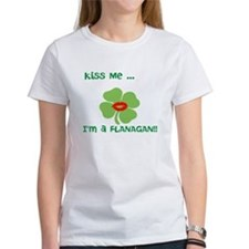 kissing_flanagan T-Shirt