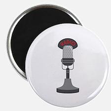 Radio Microphone Magnets