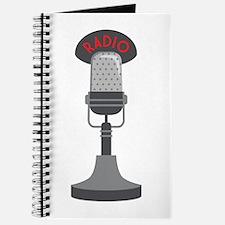 Radio Microphone Journal