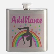 CHAMPION GYMNAST Flask