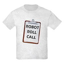 Robot Roll Call T-Shirt