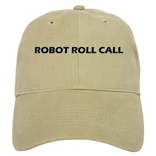 Robot Roll Call Cap