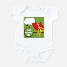 Mary's Lamb Infant Bodysuit