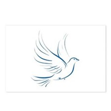Dove of Peace Postcards (Package of 8)