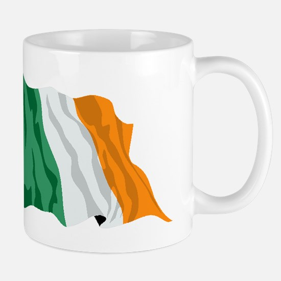 Ireland Flag Mugs