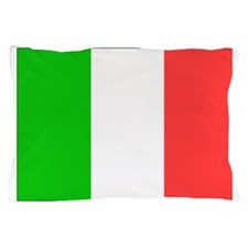 Italy Flag Pillow Case