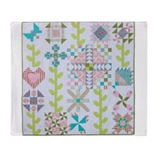On the Pond Throw Blanket