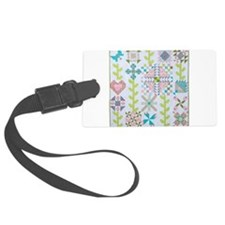 On the Pond Luggage Tag