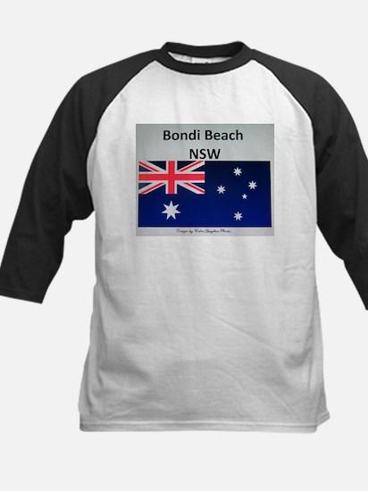 Bondi Beach Merchandise by ColinGw Baseball Jersey