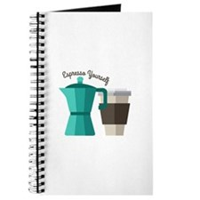 Expresso Yourself Journal