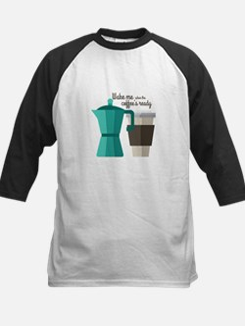 Coffees Ready Baseball Jersey