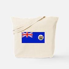 Hong Kong Flag Tote Bag
