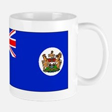 Hong Kong Flag Mugs