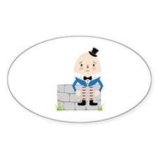 Humpty Dumpty Decal