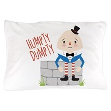 Humpty Dumpty Pillow Case