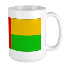 Guinea Bissau Flag Mugs
