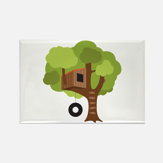 Tree House Magnets