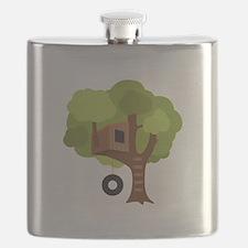 Tree House Flask