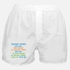 Umpire Rules Boxer Shorts