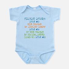 Umpire Rules Infant Bodysuit
