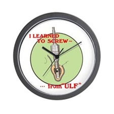 ... from ULF Wall Clock