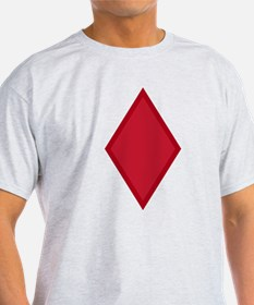 5th Infantry Division Insignia T-Shirt