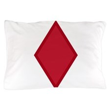 5th Infantry Division Insignia Pillow Case