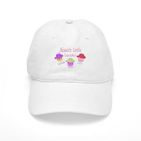 Nana's little cupcakes Cap