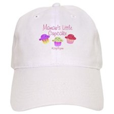 Mamaw's little cupcake Baseball Cap