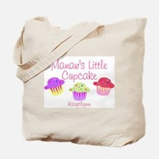 Mamaw's little cupcake Tote Bag
