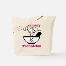 P tec2.png Tote Bag