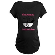 P tec2.png Maternity T-Shirt