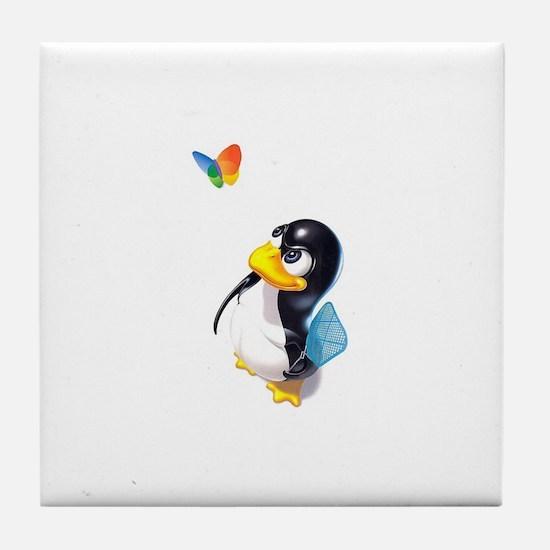 Pong Tile Coaster
