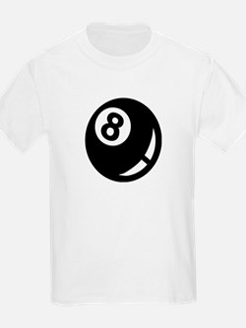 Billiards 8 ball T-Shirt