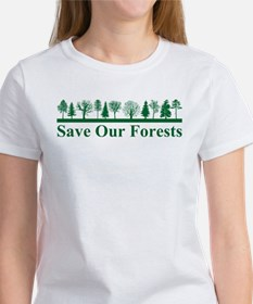 Save Our Forests, Environment Tee