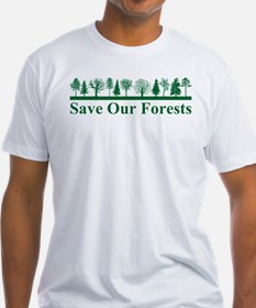 Save Our Forests, Environment Shirt