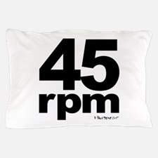 45rpm Pillow Case