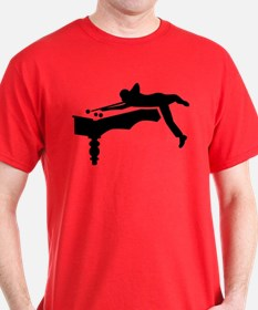 Billiards player T-Shirt