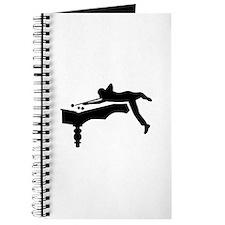 Billiards player Journal