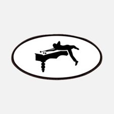 Billiards player Patches