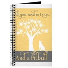 Love and a Pitbull Journal