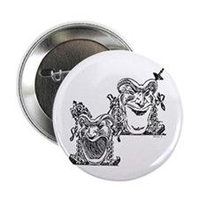 Comedy & Tragedy Button